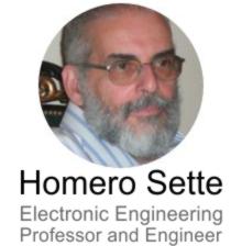 Prof. Homero