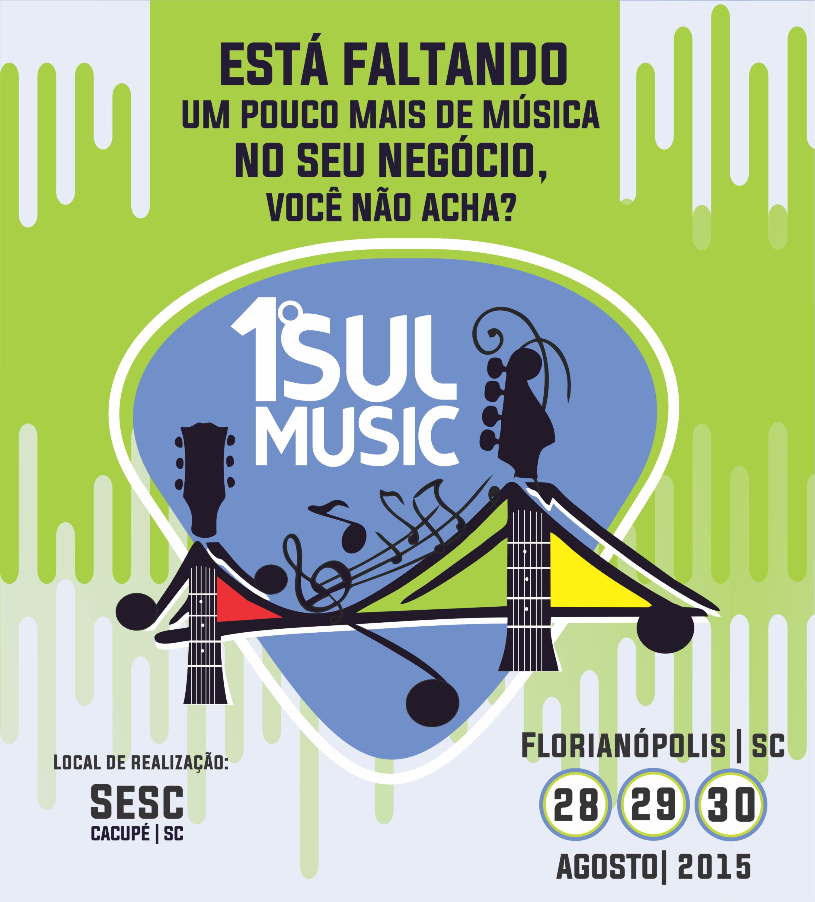 Expo SULMUSIC, a nova feira de Áudio Profissional