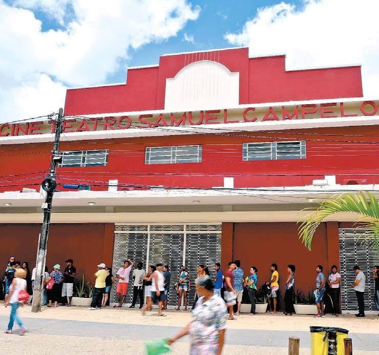 Cine Teatro Samuel Campelo – Pernambuco